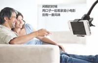 Cheap Durable Flexible Long Arms Lazy Bed Desktop Mobile Phone Holder Stand Black hv3n