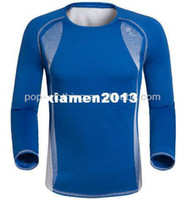 Wholesale Men Outdoor Quick drying Long sleeved Round Neck T shirt Breathable UV Resistance Shirts