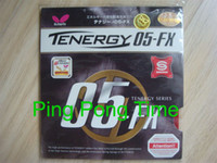 Wholesale Ping Pong Rubber Butterfly TENERGY FX Table Tennis Rubber Ping Pong NEW