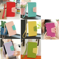 Wholesale Ardium Smart Multi Case Ver Cell Phone Wallet Holder Case w Card Slots For N7100