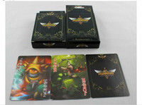 Wholesale Size CM X CM Style Game League of Legends Poker Playing CardAnimation Around Games Poker card