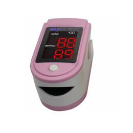 Wholesale NEW CE Contec Finger Pulse Oximeter spo2 Fingertip Oxygen Monitor CMS50DL
