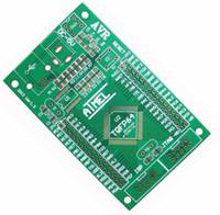 Wholesale x ATMEL ATMega128 AVR Development Board DIY PCB bare board