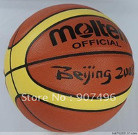 Wholesale Best selling Size7 Molten GL7 basketball hight quality PU basketball with gift