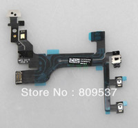 Wholesale For Apple iphone C Swith ON OFF Power Button Flex Cable Ribbon Original New
