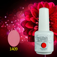 Wholesale Free DHL TNT Shipping Nexu Gelish uv amp led soak off nail gel polish color gel pc top coat pc base New Colors