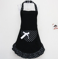 Cotton advertise fashion - New Manufacturers Supply Korean Fashion Creative Princess Aprons Work Apron Home Aprons Advertising Aprons High quality