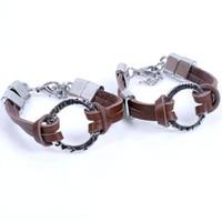 couple infinity bracelets