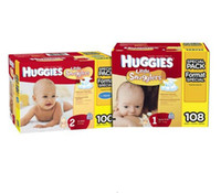 huggies - Huggies Little Snugglers Diapers Super Pack Size for lbs