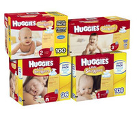 Wholesale Huggies Little Snugglers Diapers Super Pack Size for lbs