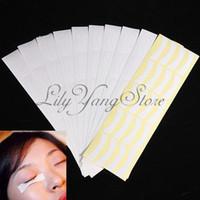 Wholesale Pairs Individual Lash Extension Eyelash Tape Supply Medical Tools Makeup