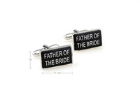 Wholesale 2014 men s jewelry cuff links for mens cufflinks for wedding square father of the bride
