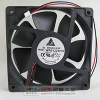 Wholesale Original Delta WFB1224HH V A CM dual ball bearing cooling fan