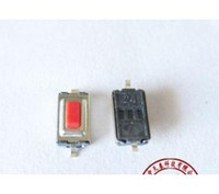 3mm*6mm*2.5mm   Free shipping 500PCS 3mm*6mm*2.5mm SMD Red Micro Push Button Tactile Tact Momentary Electronic Switch