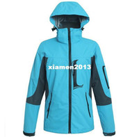 Wholesale High Quality Women s Outdoor in1 Snow Jacket Climbing Skiing Jacket PIZEX Three Layer Laminated Rubber