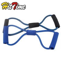 Wholesale Resistance Bands Tube Workout Exercise for Yoga Type