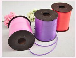Wholesale 450 m balloon ribbon DIY and joyful box glass accessories bow string mm width ribbons