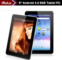 "Promotion!9"" Android 4. 2 8GB Tablet PC Dual Core Dual W..."