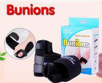 Wholesale New Big Toe Bunion Splint Straightener Corrector Foot Pain Relief Hallux Valgus Foot Care Tool DHI