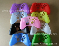 For Xbox white ,Black,red,Blue 100PCS New Model For XBOX ONE Silicon Case controller silicon cove case Silicon Case for Xboxone