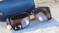 Wholesale Cool Men Bamboo Sunglasses Mens Driver Wood Sun Glasses Vintage Black Eyewear Colors
