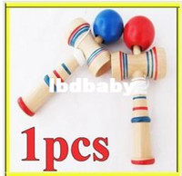 Wholesale New Item Hot Sale Funny cm Kendama Toy Japanese Traditional Wood Kendama Ball Game Toy Education Gifts
