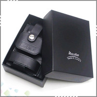 Leather Electronic Cigarette Leather Case Wholesale Real Leather Case Innokin Itaste Electronic Cigarette Leather Case fit for Itaste MVP Itaste VTR