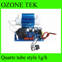 Wholesale LF QSOT The new V g H ozone generator water treatment disinfection purifier