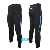 Wholesale Hotsale men fashion compression tights tight base layer skins running run Fitness bodybuilding Excercise cycling Clothing pants