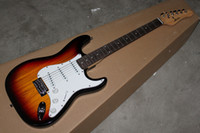 Wholesale chinese guitar high quality solid wood the Custom Shop Electric Guitar