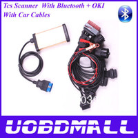 Cheap Quality A++++ Tcs Cdp Pro Plus Scanner With Oki Chip ( M6636B OKI Chip) + Bluetooth 2013.03 Version With Car Cables