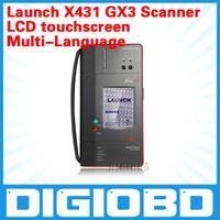 Wholesale Original Hardware update timely Software Launch X431 GX3 universal Auto Code scanner X431 SCANNER MART BOX