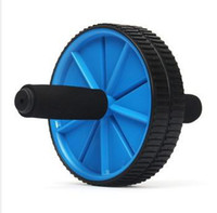 Wholesale Kin abdominal fitness wheel roller wheel abs wheel round belly in exercise machines fitness equipment mute