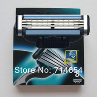 Wholesale pieces Hot sell Men s Razor Blades high Quality Blade Shaving razor blade Standard for US amp RU amp Euro