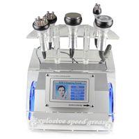 rf system - 2016 hot sale Multipolar RF Negative pressure Vacuum KHz Ultrasound Cavitation Fat System Slimming Machine