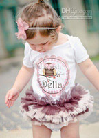 Wholesale Newest design baby rompers Cotton jumpsuits Cute designs onsies Baby wear
