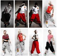 Wholesale Mens Womens Casual Harem Baggy Hip Hop Dance Sport Sweat Pants Trousers Slacks