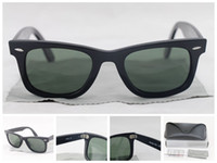 Wholesale Hot Selling High Quality Tortoise Frame Green Lens Retro Style glass Lens beach sunglasses men s Sunglasses women s Plank Sunglasses