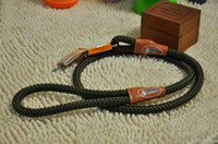 Free Shipping Strong Nylon Colorful Dog Leash Traction Rope ...