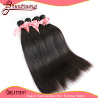 Hair Extensions 100% Brazilian Virgin Hair UNPROCESSED Human...