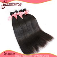 Hair Extensions 100% Brazilian Virgin Hair UNPROCESSED Human...
