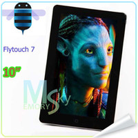 10 inch 10 android 4.0 tablet - Flytouch Inch Android A10 Tablet PC1G DDR G GB GB HDIMI Wifi G