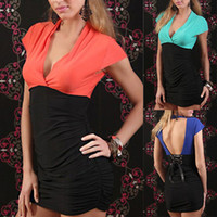 Cheap 2013 Summer Women Hottest Fashion Top-Sale Sexy Lingerie Party Evening Night Club Dress Sexy Low Price High Quality