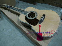 Hollow Body acoustic guitar left - NEW Left hand Acoustic Guitar In Stock HOT