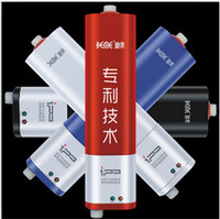 Wholesale fast heating tap electric water heater faucet water heater leakage protection with retail package