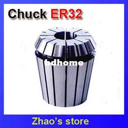 Wholesale Complete set ER32 Spring Collet ChuckHolder Collets mm
