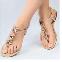 New 2015 womens sandals high heel sandals female slippers fashion rhinestone cutout women&#39
