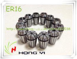 Wholesale Full sets ER16 mm beating mm precision spring collet for CNC milling lathe tool