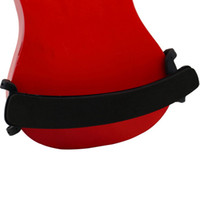 Wholesale High Quality Padded Foam Violin Shoulder Rest Violin Shoulder pad for Violin Adjustable for Both Height and Angle