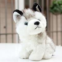 husky dog plush toys stuffed animals toys hobbies 7 inch 18c...
